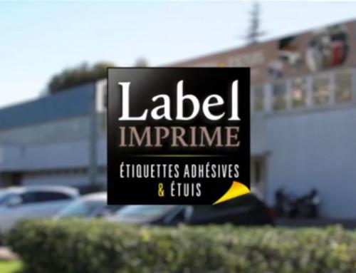 Label Imprime – Vidéo de présentation